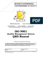 CPN Electronics Quality Manual
