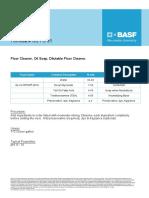Floor Cleaner (Formulation #US FC 31).pdf