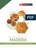 Estudio Sectorial Industria de La Madera