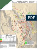 Plano de Caída de Rocas 17-01-2020
