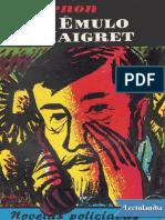 02- Un emulo de Maigret El Doctorcito - 1934 Georges Simenon.pdf