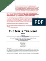 Ninja - The Ninja Training Manual - Learn Ninjitsu!