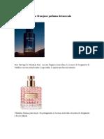 Los 30 mejores perfumes del mercado