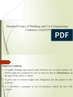 Standard forms of building and civil engineering contracts [Autosaved]