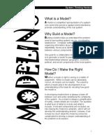 Modeling & System Handout