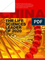 Monitor China the Life Sciences Leader of 2020 17 Nov