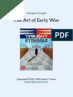 Twilight Struggle - The Art of Early War
