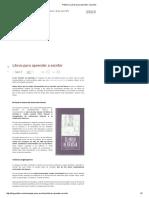 Palibrio _ Libros para aprender a escribir