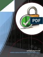 Self Defending Network - centralnie zarządzany system bezpieczeństwa w firmie ubezpieczeniowej