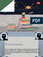 El Conocimiento.pptx