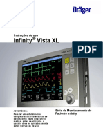 Monitor Multiparamétrico Infinity Vista - Dräguer