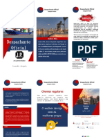 Carta de Apresentação DofJP Português