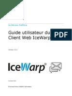 IceWarp - V10 - Guide Utilisateur Du WebMail