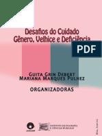 2019 Desafios do cuidado Gênero,velhice e deficiência