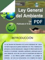 TEMA 12.1 - LEY GENERAL DEL AMBIENTE N°28611.pptx