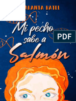 Mi Pecho Sabe a Salmon - Amaranta Batel