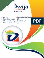 Dwija Enterprise - Profile