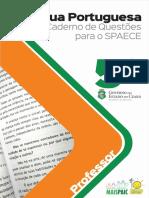 Caderno de questões 5 LP - PROF