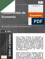 Slide - Capítulo 1 Princípios de Economia MANKIW