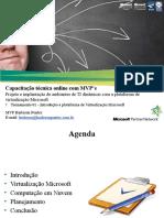 Treinamento 01 - Introdução a plataforma de Virtualização Microsoft.pptx