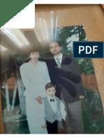 Familia  preotului  Leon DURĂ 1997