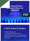 Copy of RB's Sacred Name Messianic HaGaddah