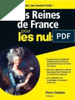 Les Reines de France pour les nuls - First