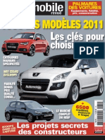 La Revue Automobile Dec 2011
