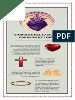 SAGRADO CORAZÓN DE JESUS FICHA