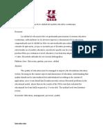 La gestión por procesos como herramienta de la gestión de la calidad de la educación en Ecuador.docx