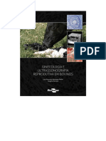 Ginecologia e ultrassonografia reprodutiva em bovinos- Embrapa