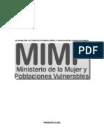 LA ADOPCIÓN Y EL DERECHO DE NIÑAS MONOGRAFIA ACTUAL