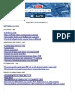 Clipping Diário FIEAM 21072017.pdf
