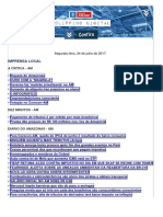 Clipping Diário FIEAM 24072017.pdf