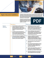 Higher Education Summary Guidelines
