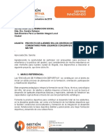 Proyecto PARA  CENTROS DE INTERES EN AJEDREZ EN LOS CDC.doc