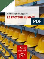 Le facteur humain by Christophe Dejours (z-lib.org).epub.pdf