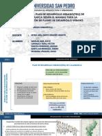 CAJAMARCA - análisis PDU