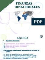 Finanzas Internacionales Presentación II