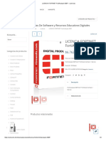 LICENCIA FORTINET FortiAnalyzer-300F – Respaldo Economico