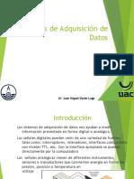 1 Sistema de Adquisición de Datos Teoría básica
