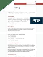 Significado de Diálogo (Qué es, Concepto y Definición) - Significados