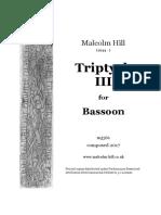 IMSLP503467-PMLP815655-Triptych_III_for_Bassoon,_mj361_(Hill,_Malcolm)