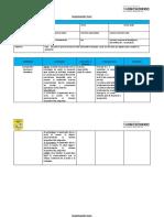 planificaciones DUA 1, 3 y 4 basico.