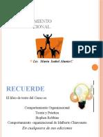 2. Comportamiento Organizacional 2DA SEMANA