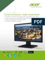 tela Acer ComfyView