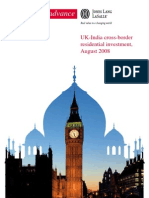 Research Uk - India Cross Border Residential Investments 2008