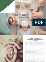 Programa de Capacitación Aprendiendo a ser Padres