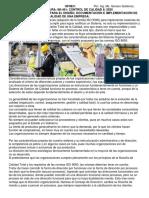 2020 UNIDAD 2.5 DOCUMENTOS DE LA GESTION DE CALIDAD