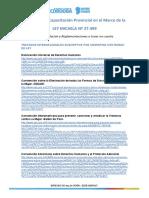 15 Recursero de Legislación - Ley Micaela - 2020